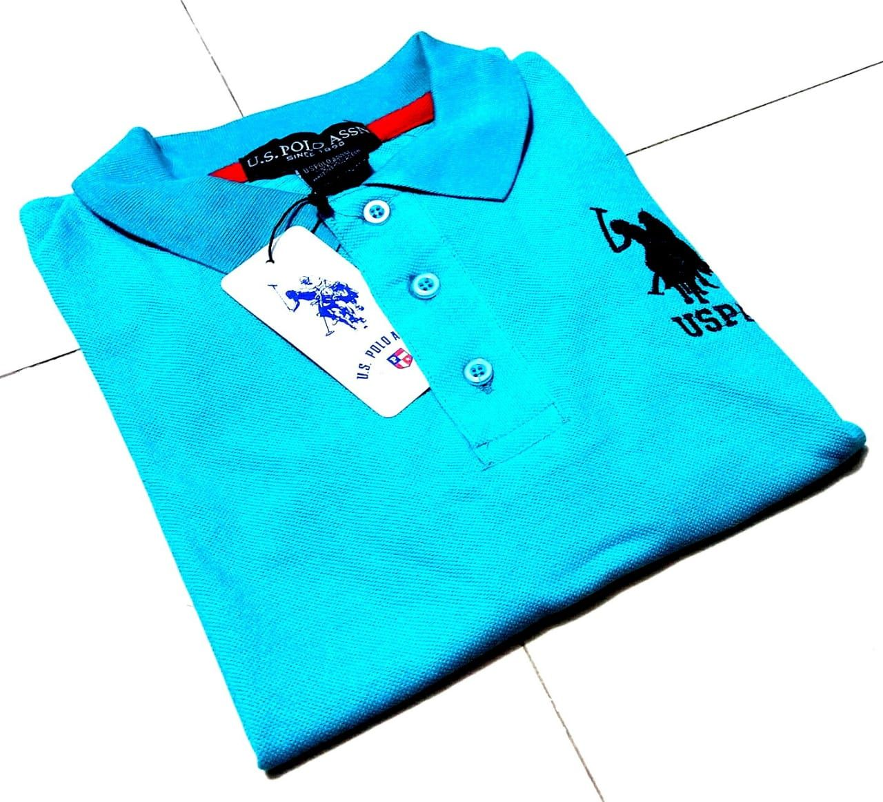 Men's Polo T- Shirt- SK52-4SMFN